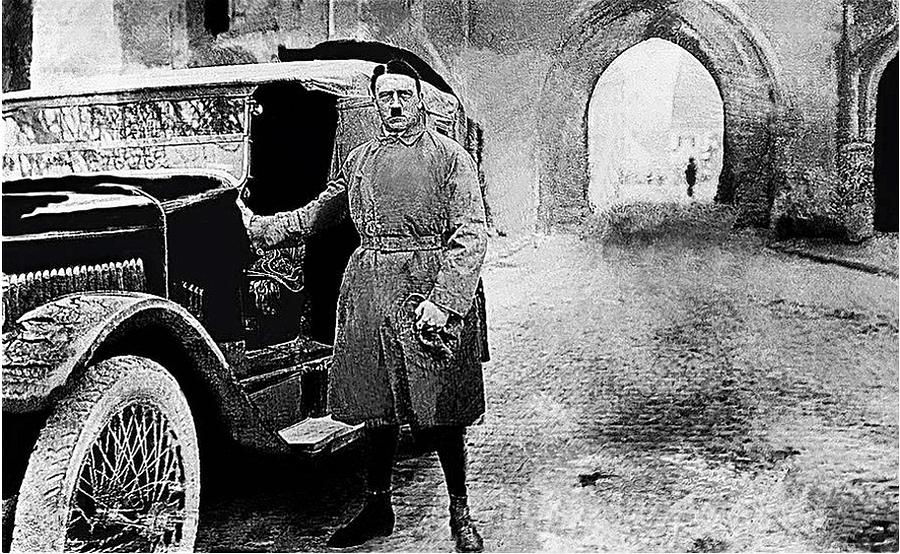 Adolf Hitler Shortly After His Release From Prison 1924-2012 Photograph by David Lee Guss