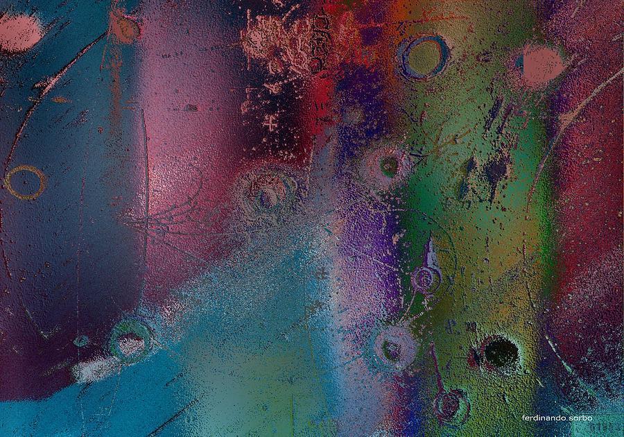 Abstract Digital Art - Adorno by Ferdinando Sorbo