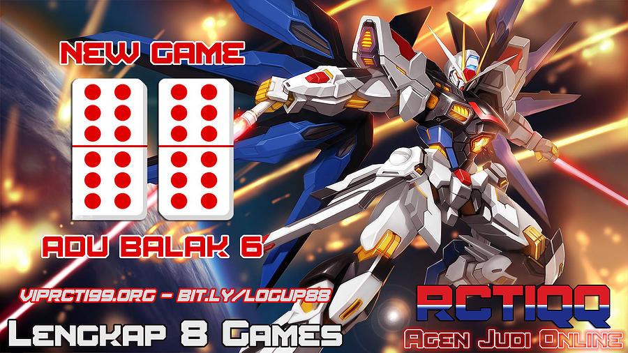 Adu Balak Qq Situs Judi Poker Domino 99 Online Digital Art By Rctiqq
