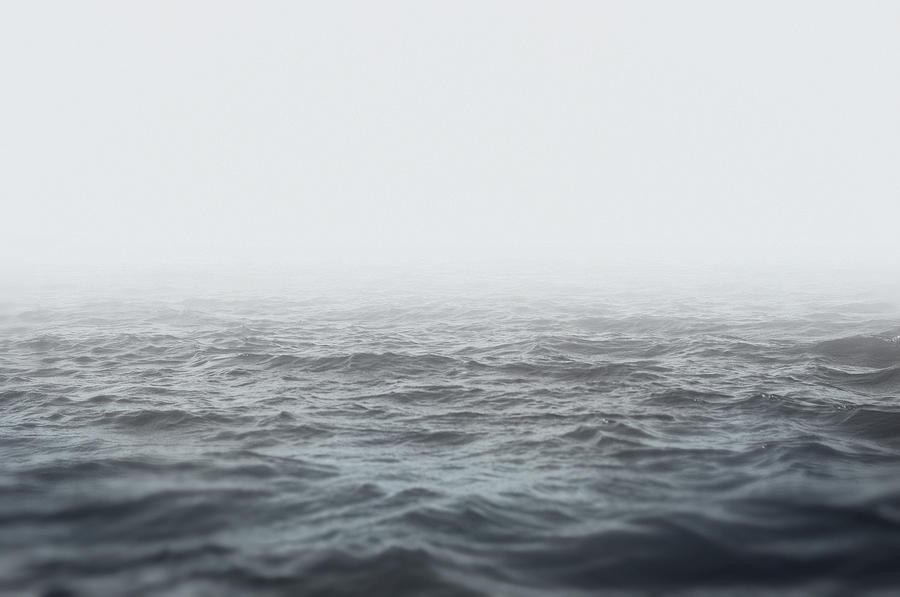 Seascape Photograph - Aeon by Taylan Apukovska