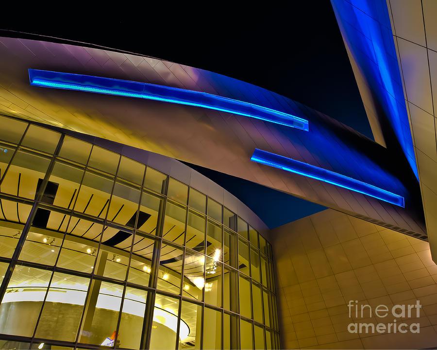 Architecture Photograph - Aero Push by Brian Tye