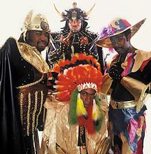 Afrika Bambaataa Photograph - Afrika Bambaataa Soul Sonic Force by George DuBose