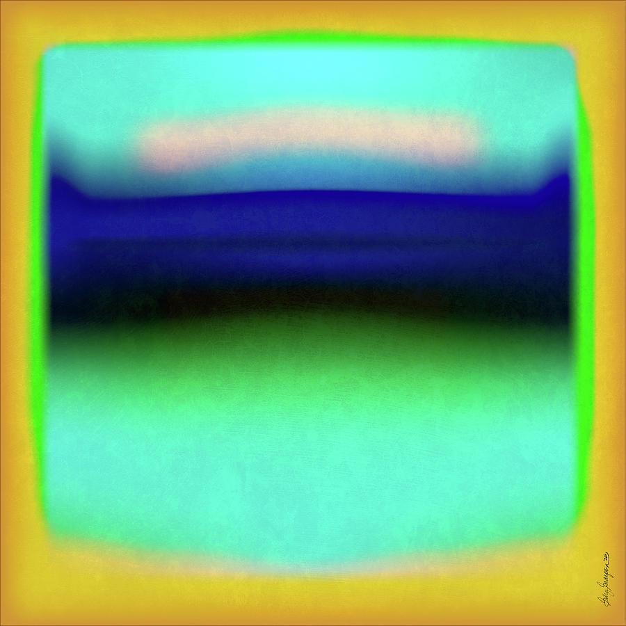 Digital Digital Art - After Rothko 1 by Gary Grayson