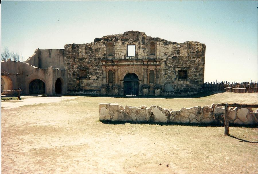 After the Battle of the Alamo by J L Hodges
