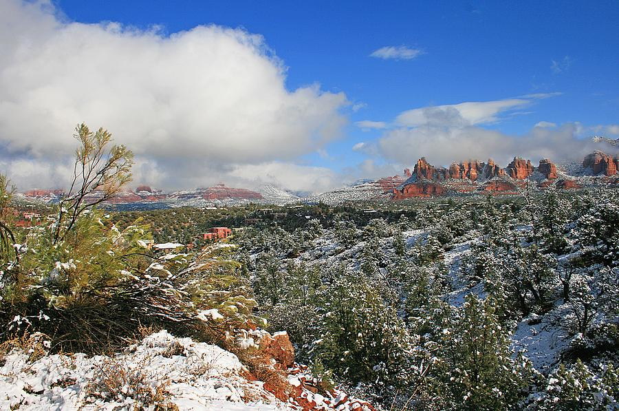Sedona Photograph - After The Storm by Gary Kaylor