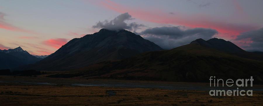 Afterglow - New Zealand by Julian Wicksteed