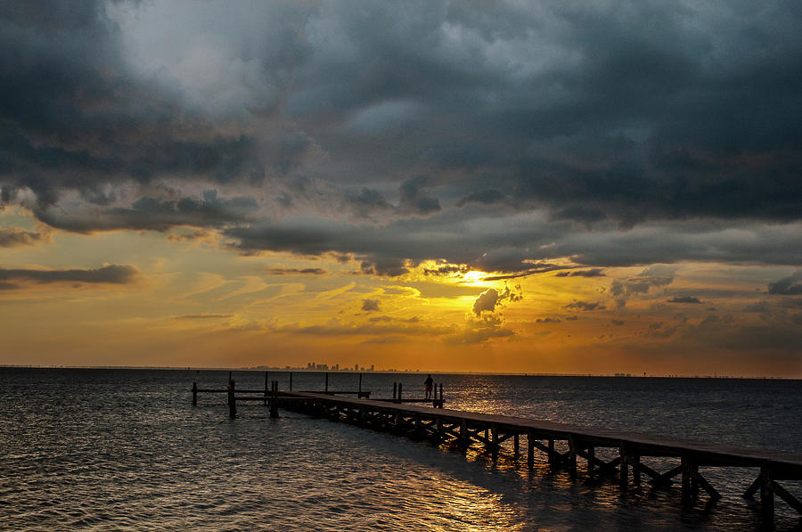 Sunset Photograph - Afternoon Delight by Norman Johnson