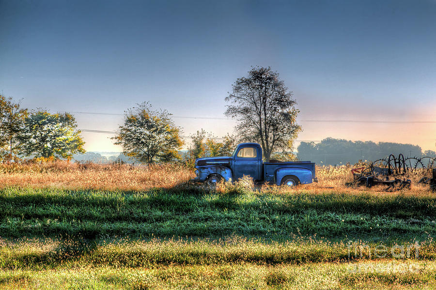 Driving Photograph - Afterthought  by Larry Braun