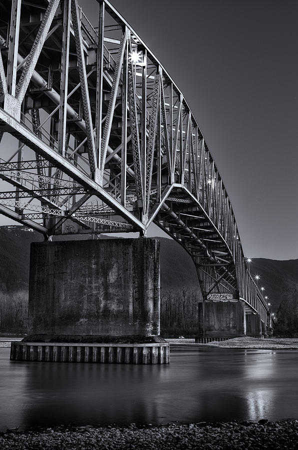 Agassiz-Rosedale Bridge by Brad Koop