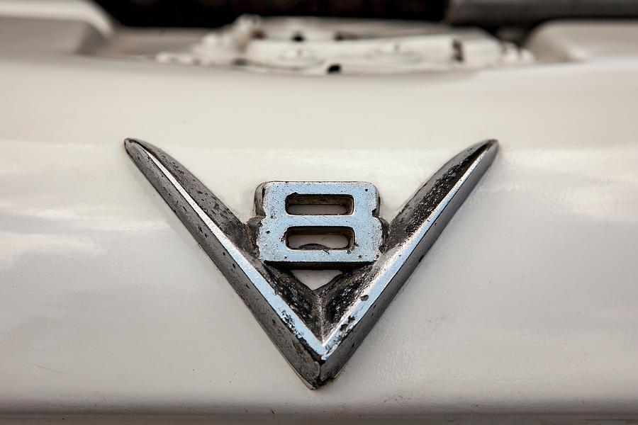 Aged V8 by Melinda Ledsome