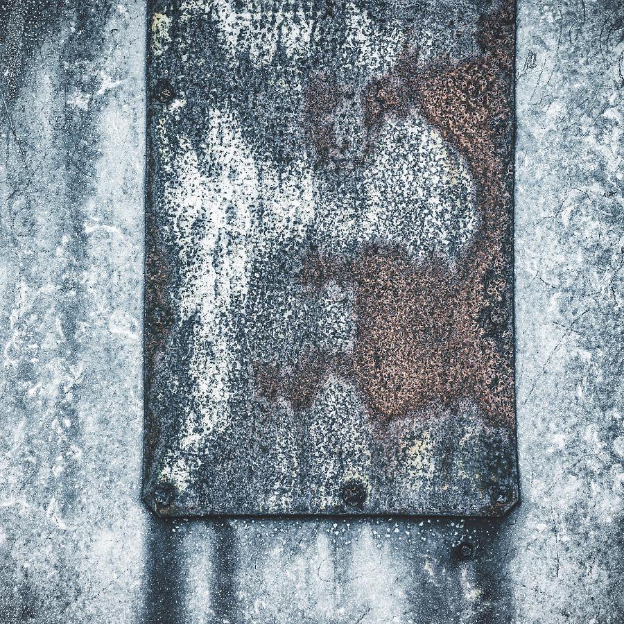 Aged Wall Study 1 by Ari Salmela