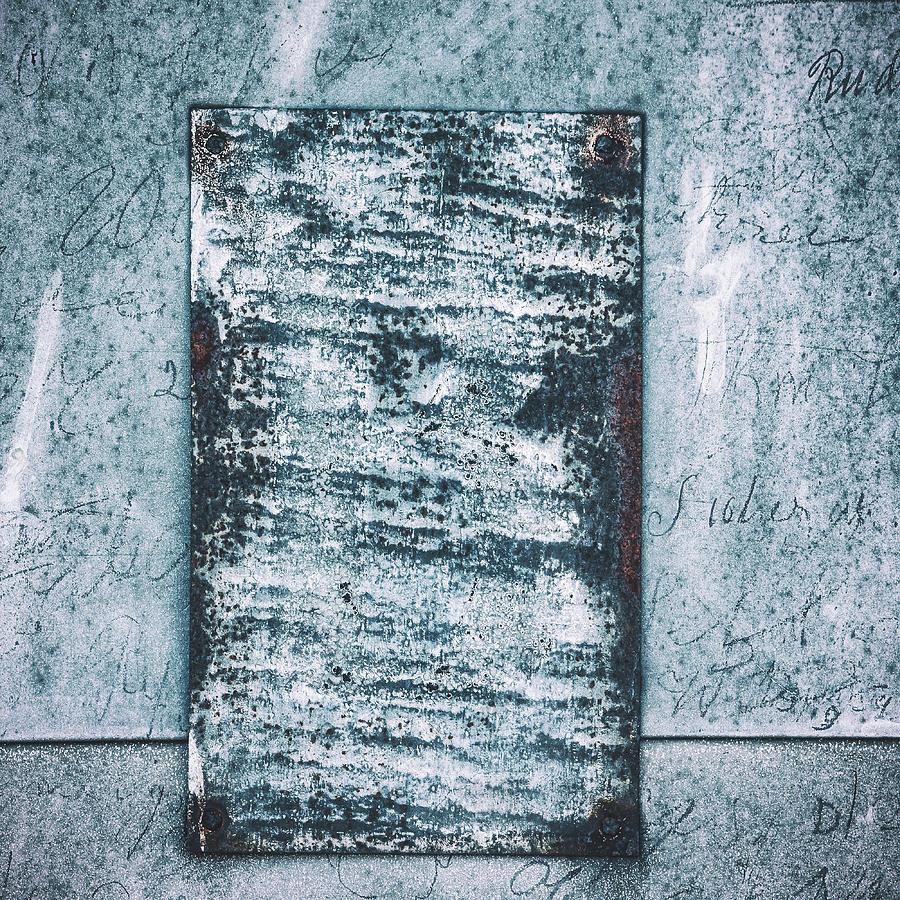 Aged Wall Study 2 by Ari Salmela