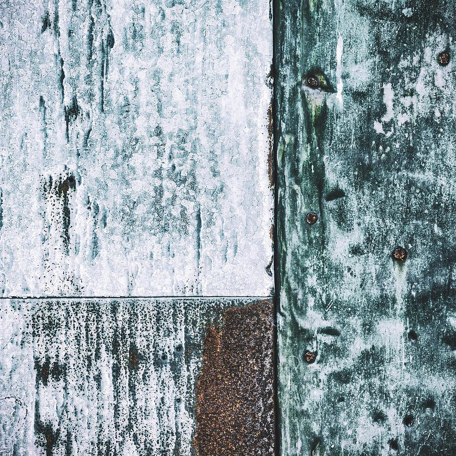 Aged Wall Study 4 by Ari Salmela