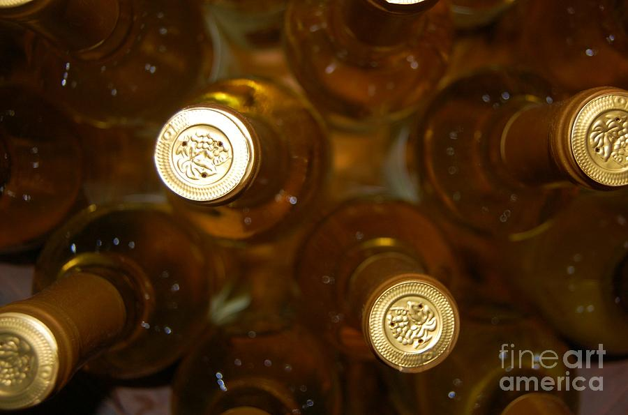 Wine Photograph - Aged Well by Debbi Granruth
