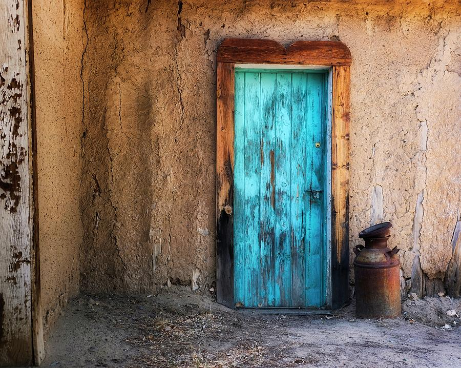 Door Photograph - Aging In Place by Jane Selverstone