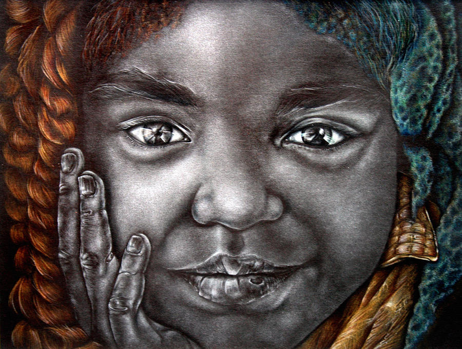 Reggae Painting - Aging by Robert  Nelson