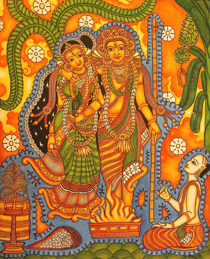 Agnisakshi Kerala Brahmin Marriage