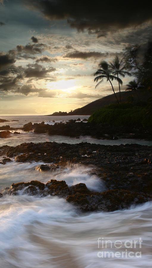 Aloha Photograph - Ahe Lau Makani O Paako by Sharon Mau