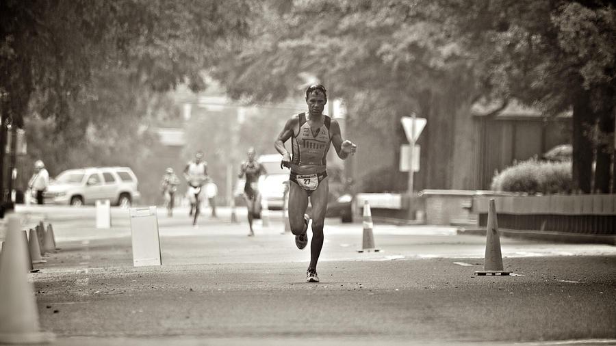\augusta Ironman\ Photograph - Ai 1  by Patrick Biestman