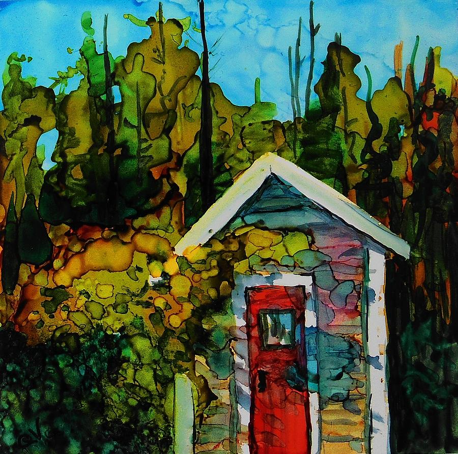 Our Shed - A 204 by Catherine Van Der Woerd
