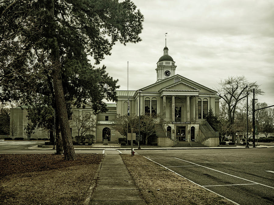 Aiken County Courthouse by David Palmer