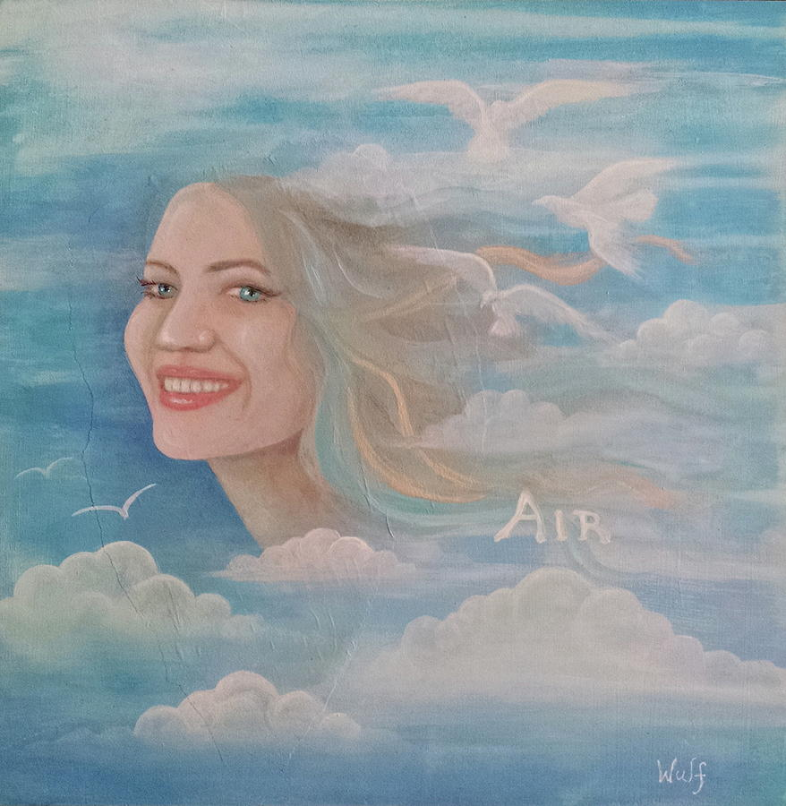 Air by Bernadette Wulf