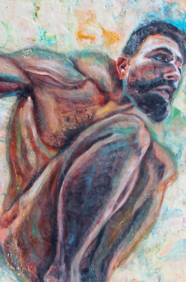 Air Man Painting