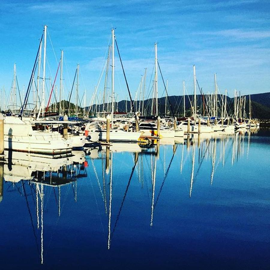 Australia Photograph - Airlie Beach 2015 early Morning by Paul Dal Sasso