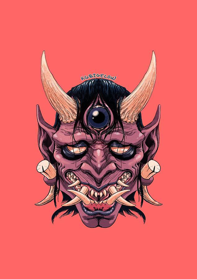 Cool Oni Art