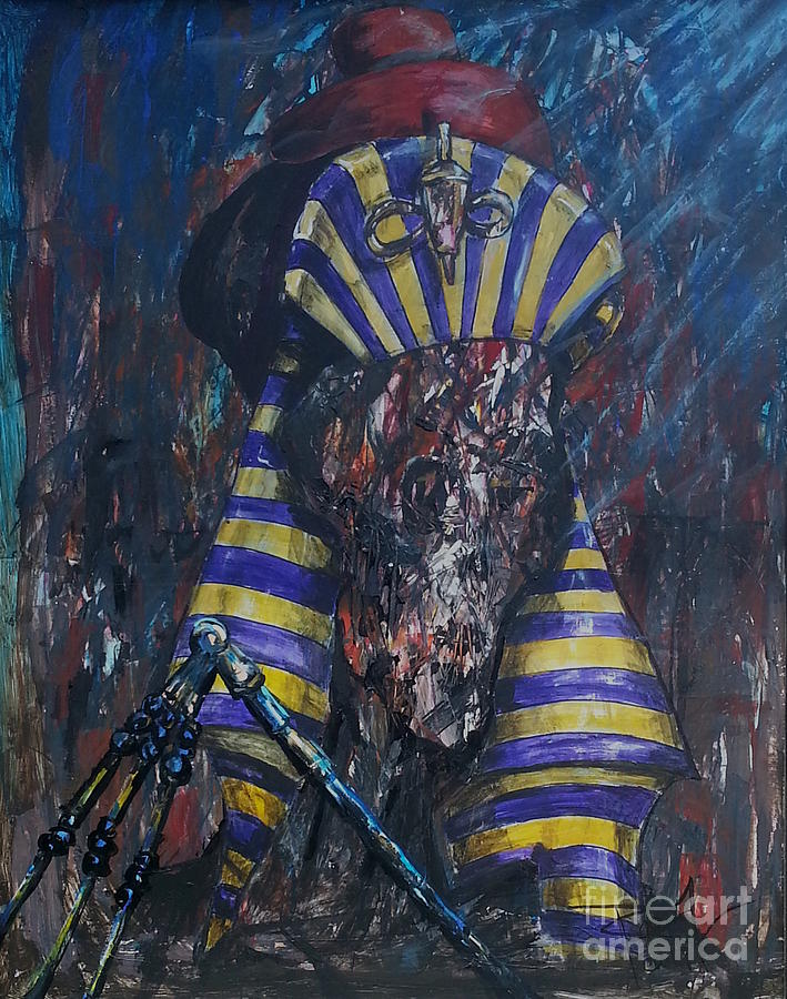 Akhenaten has Risen by Reed Novotny
