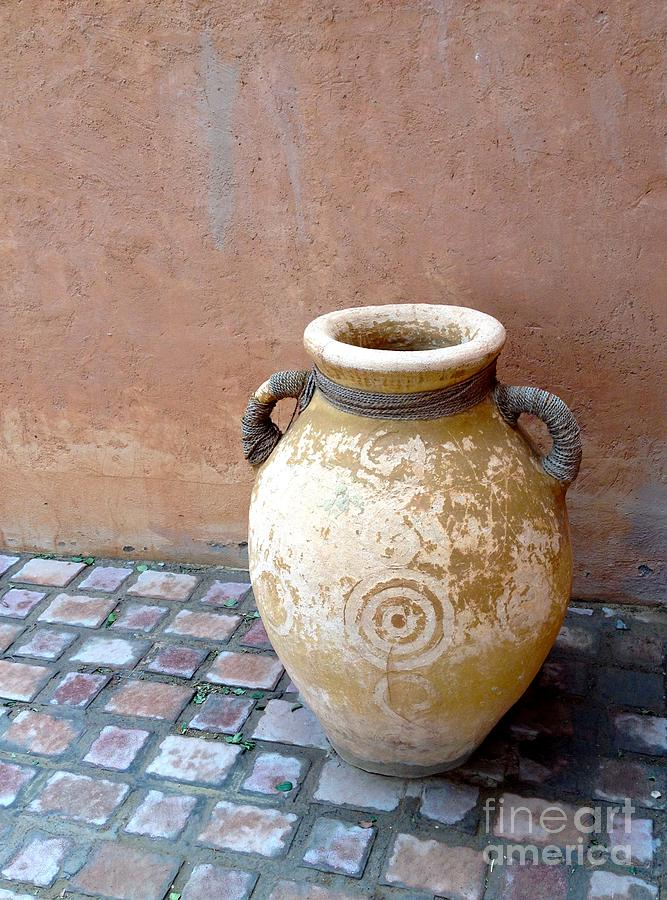Al Ain Urn by Barbara Von Pagel