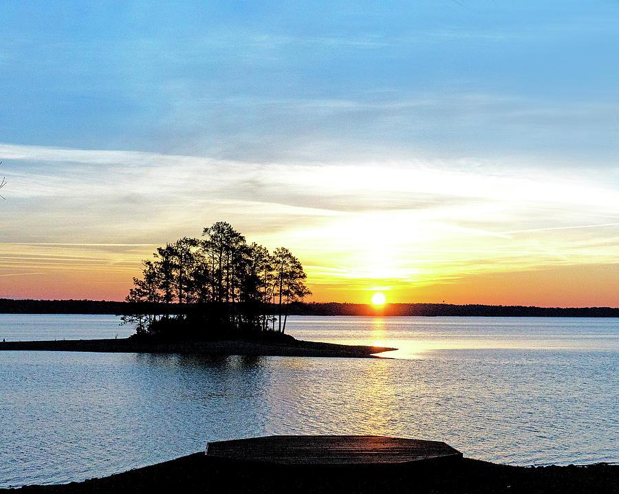 Alabama Sunrise Photograph