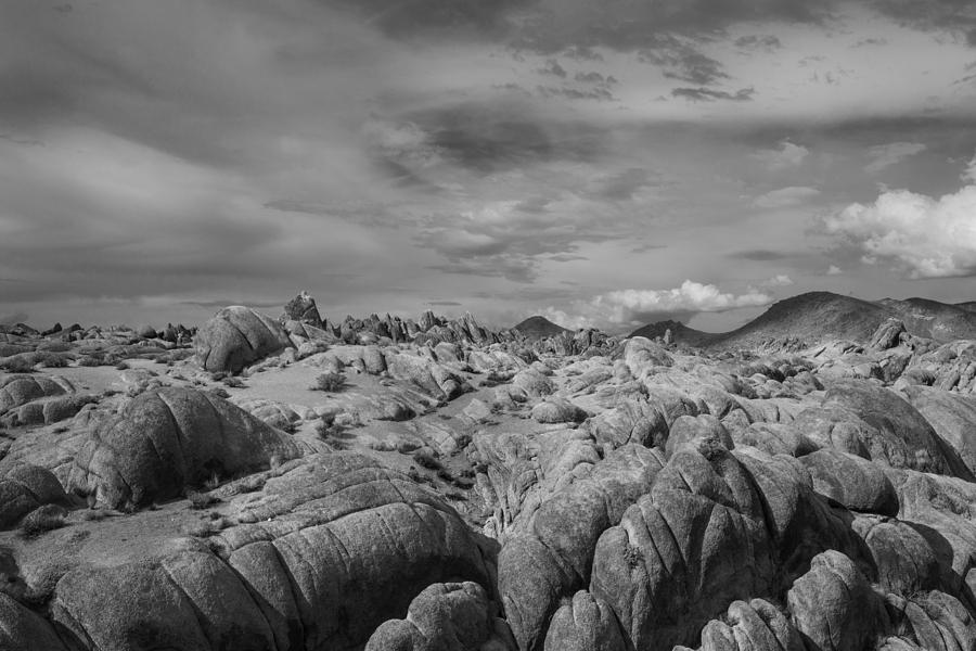 Alabama Hills by Dusty Wynne