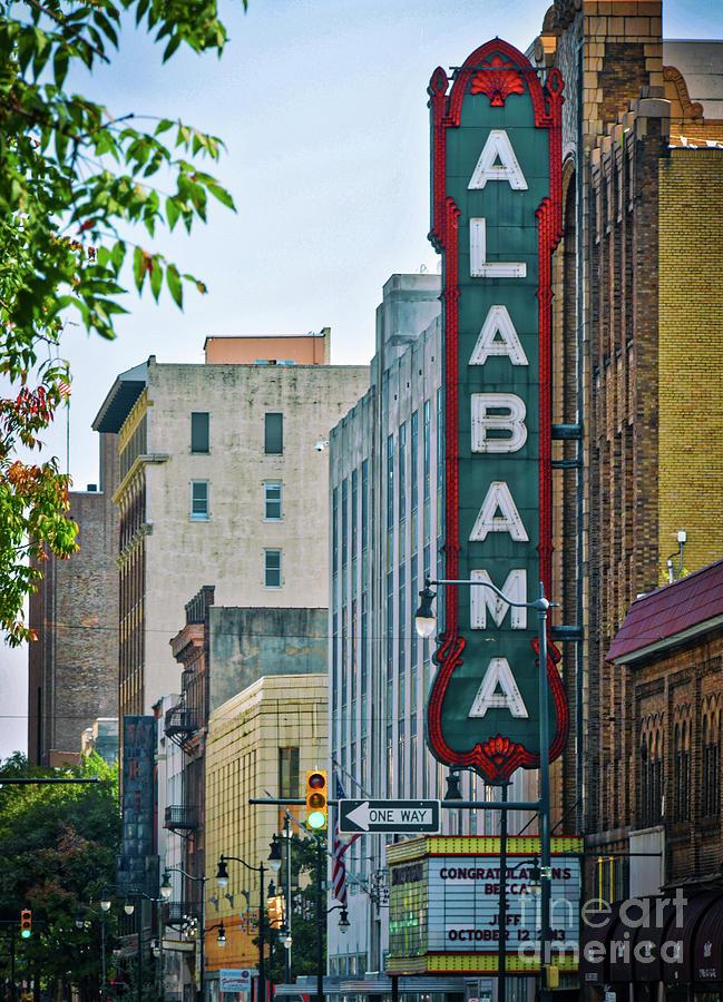 Alabama Theatre Photograph