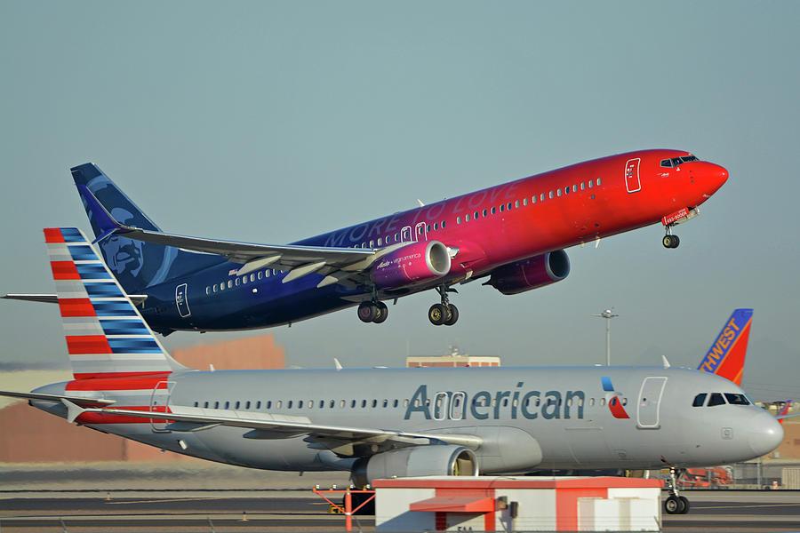 Alaska Boeing 737-900 N493as More To Love Phoenix Sky ... - photo#43