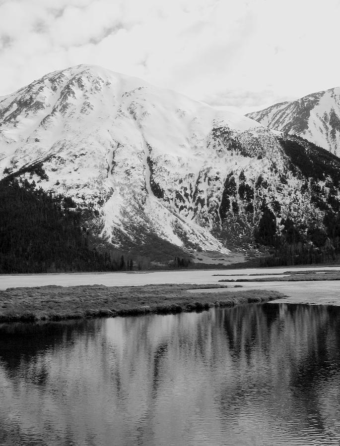 Landscape Photograph - Alaska Reflection by Ty Nichols