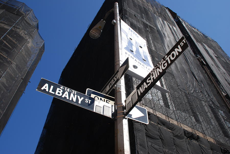 Architecture Photograph - Albany And Washington by Rob Hans