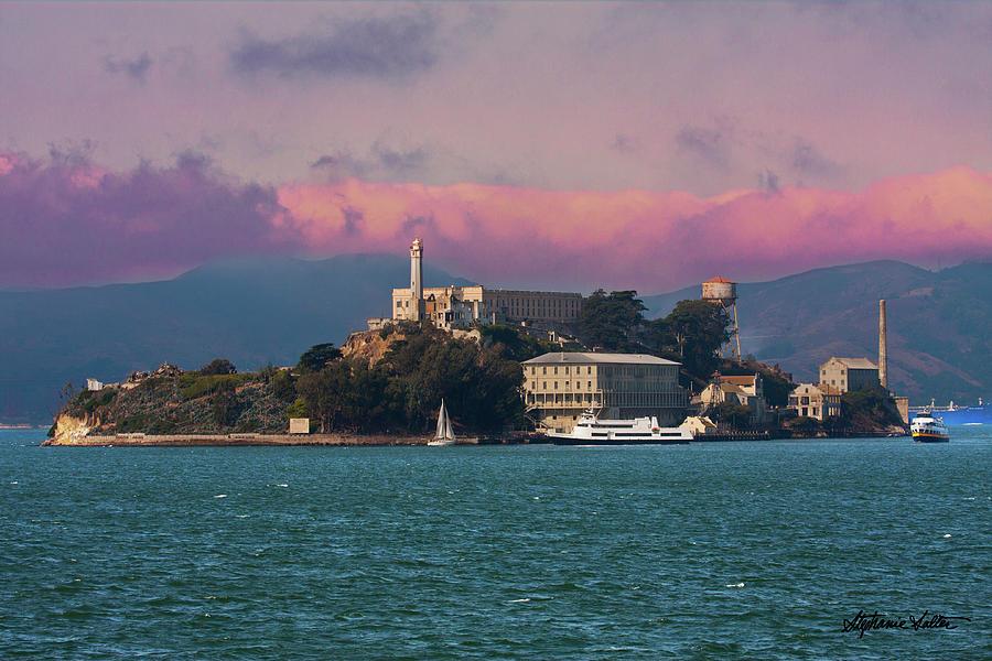 Alcatraz Island by Stephanie Salter