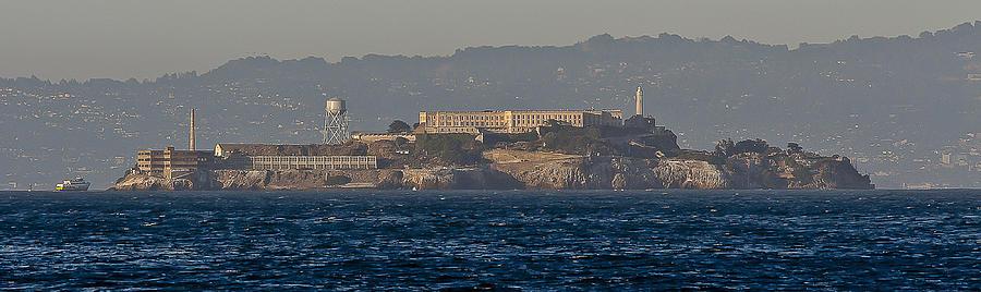 Alcatraz Photograph - Alcatraz by John Willy