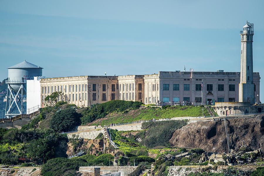 Alcatraz Photograph - Alcatraz by Paul Freidlund