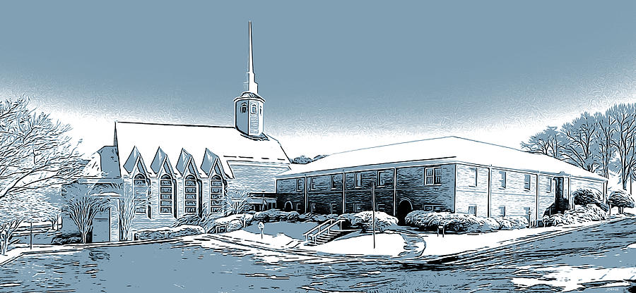 Aldersgate Umc Digital Art