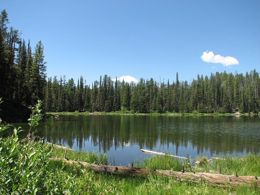 Lake Photograph - Aldous Lake by Chad Hinckley