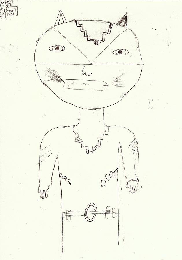 Alex C Drawing by Alex C