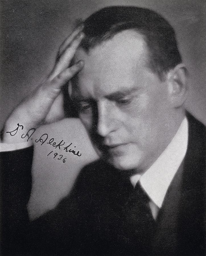 Alexander Alexandrovich Alekhine Also
