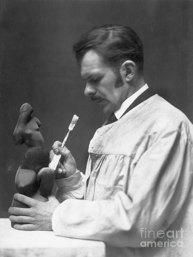1920s Photograph - Alexander Archipenko by Granger