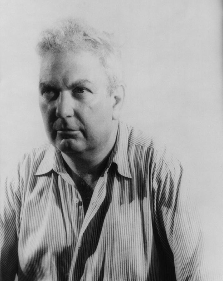 History Photograph - Alexander Calder 1898-1976 by Everett