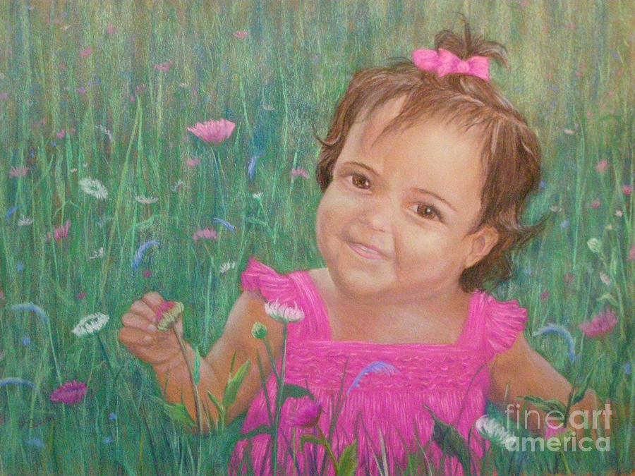 Alexis in Pink by Lynn Quinn