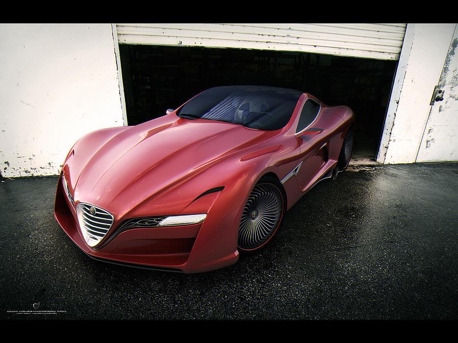 Alfa Romeo 12C