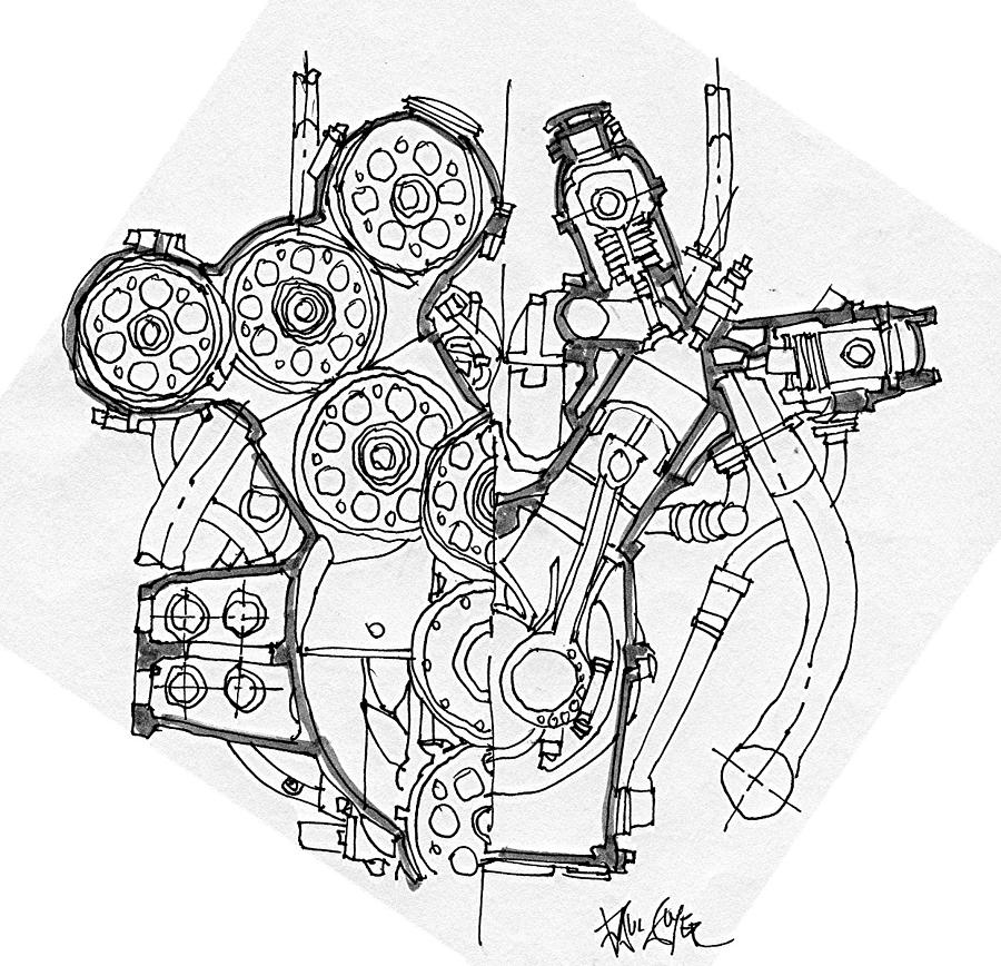 Technical Information furthermore P 0900c1528025250e moreover 1986 Ford F150 Engine Diagram besides 53rms Clutch Release Reverse Forward Gears likewise Thermostat Housing Standard Cooling Design I. on 350 engine parts diagram