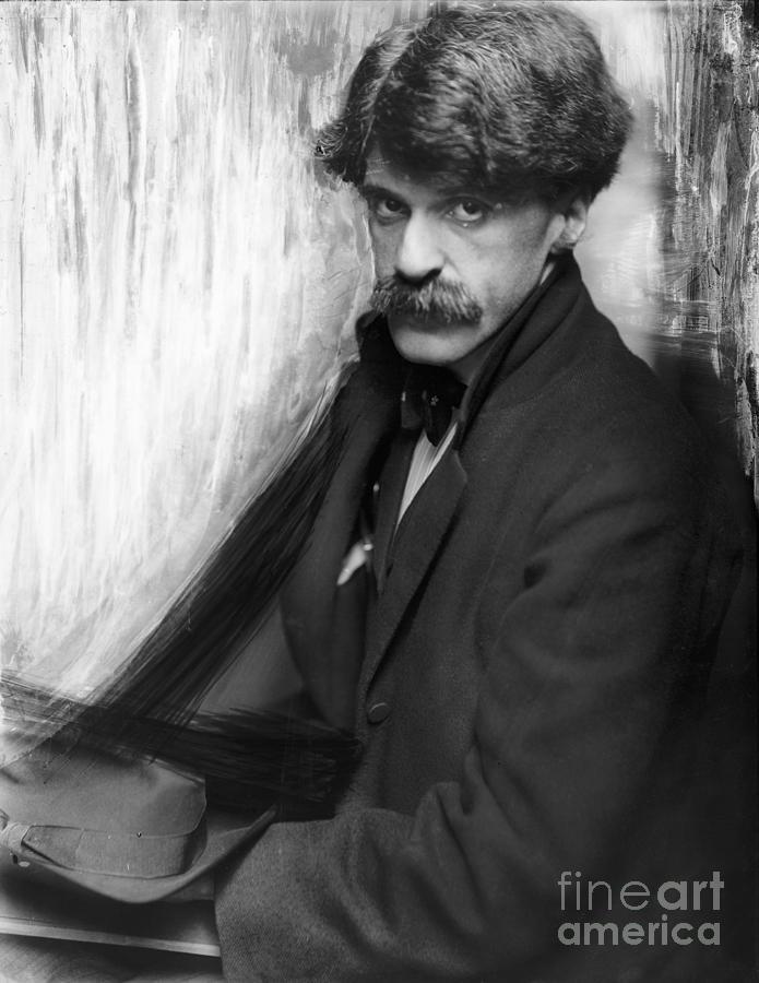 1902 Photograph - Alfred Stieglitz (1864-1946) by Granger